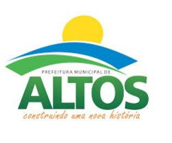 PREFEITURA DE ALTOS-PI