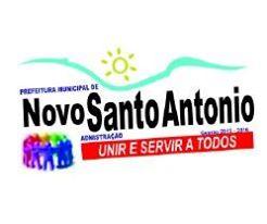 PREFEITURA DE NOVO SANTO ANTONIO-PI
